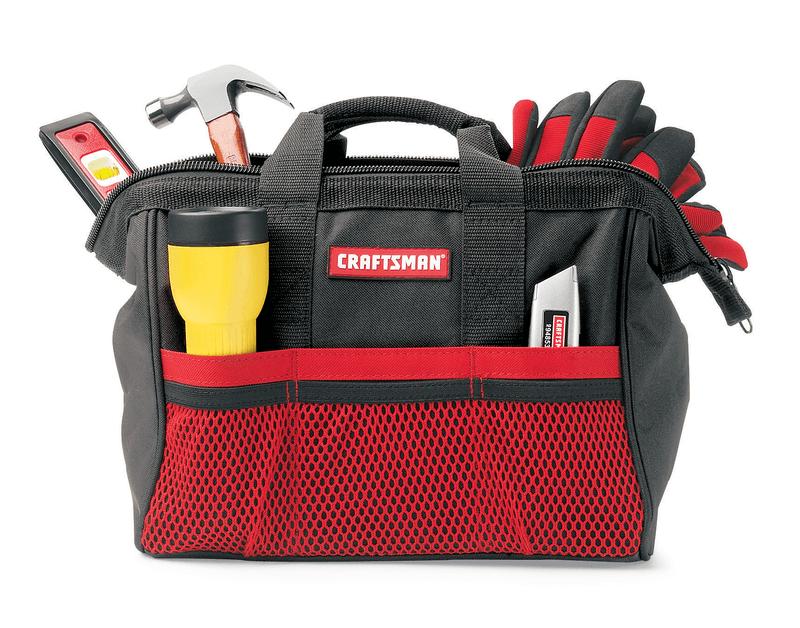 13-in. tool bag
