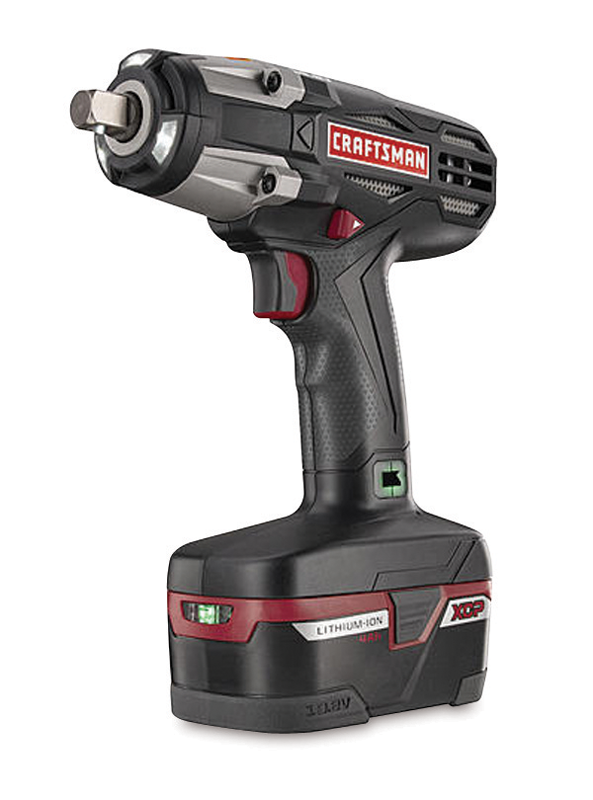 Craftsman C3 1/2-in. heavy duty impact wrench kit