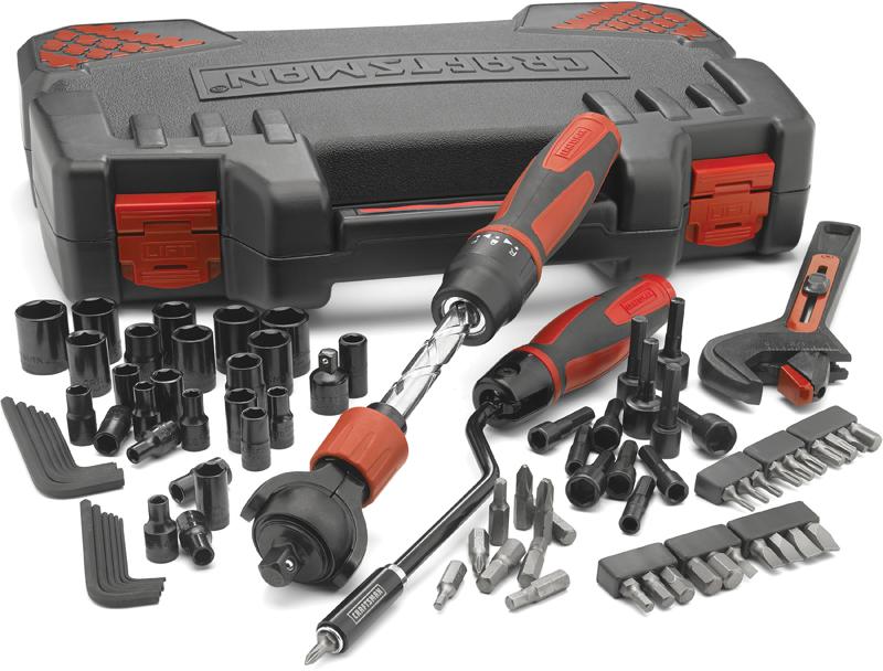 83-pc. MACH™ series mechanic's tool set