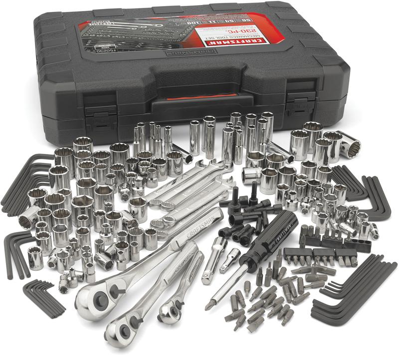 Craftsman&reg 230-pc. mechanic's tool set