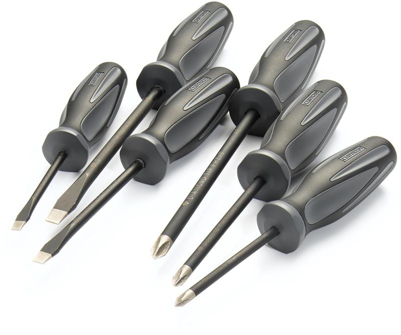 Craftsman&reg Extreme Grip™ 6-pc. diamond tipped screwdriver set