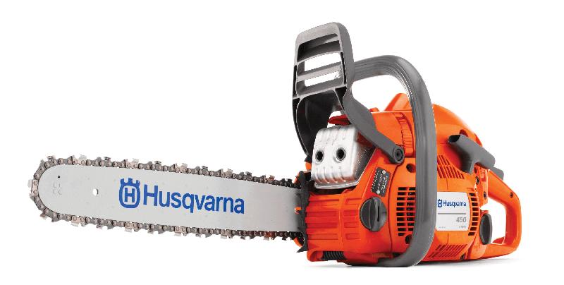 Husqvarna 20-in. 50cc gas powered chainsaw