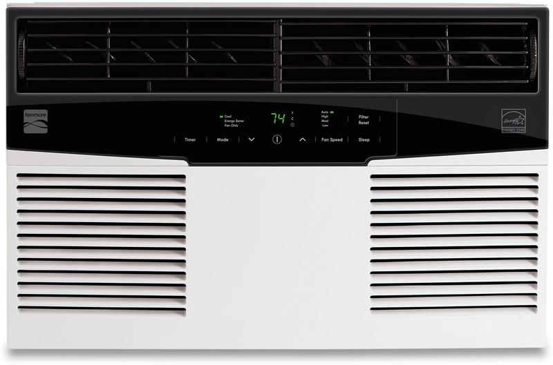 Kenmore 6,000 BTU 115 V window air conditioner