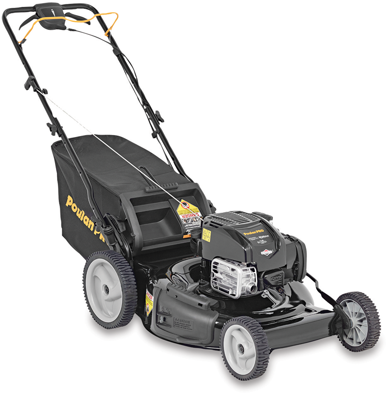 Poulan® 22-in. Mower Rear Drive Self-Propelled