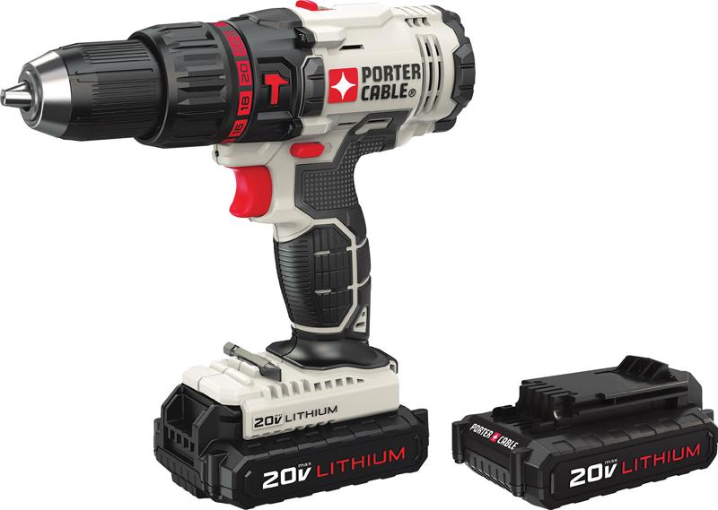 20-volt MAX Hammer Drill Kit