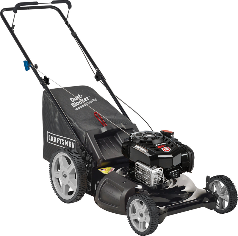 21-in. 163cc push mower (High Wheel)