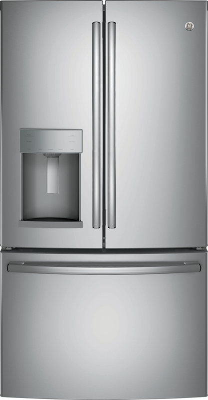 27.8-cu. ft. french door refrigerator with TwinChill™ evaporators