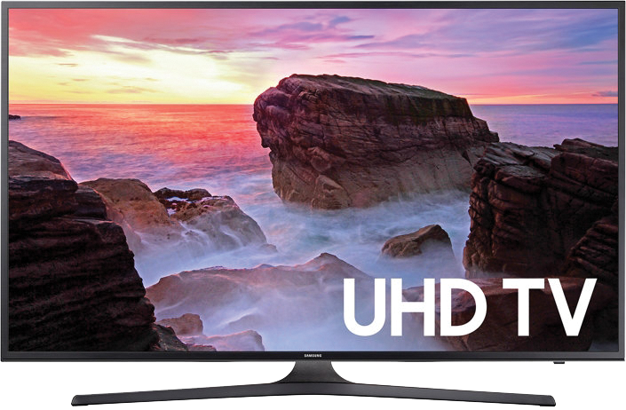 55-in. 4K UHD TV
