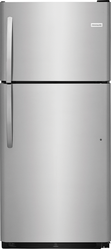 20.4-cu. ft. top mount refrigerator