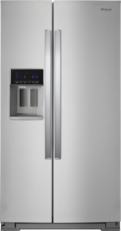 28-cu. ft. capacity with Accu-Chill cooling system and Fresh Flow air filtration