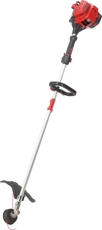 28cc 4-cycle straight shaft gas powered trimmer