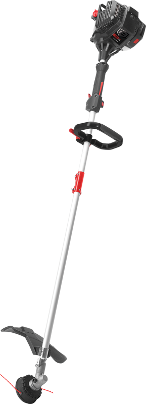 31cc 4-cycle straight shaft gas powered trimmer