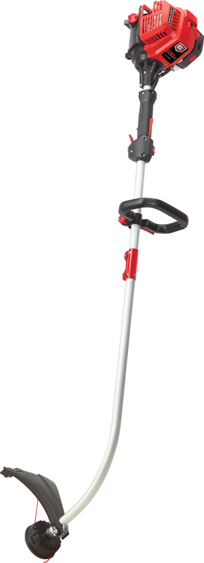 26cc 4-cycle curved shaft gas powered trimmer