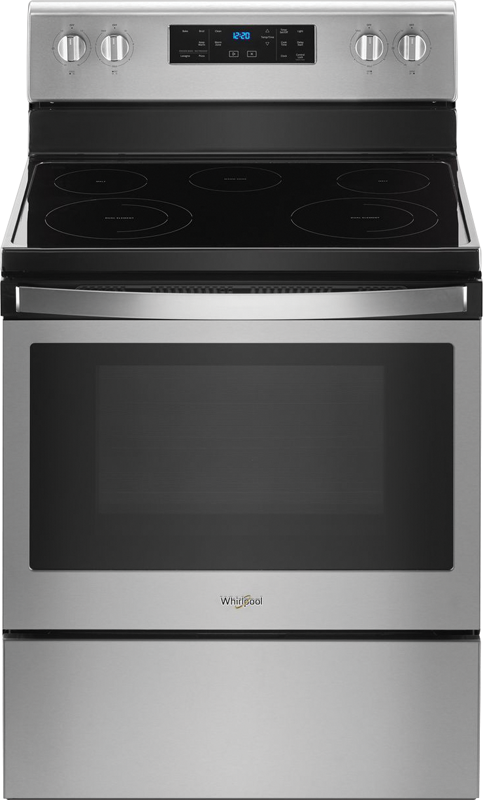 30-in. electric range