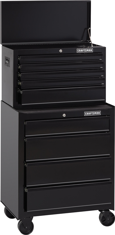 26-in. 11-drawer ball-bearing tool storage combo
