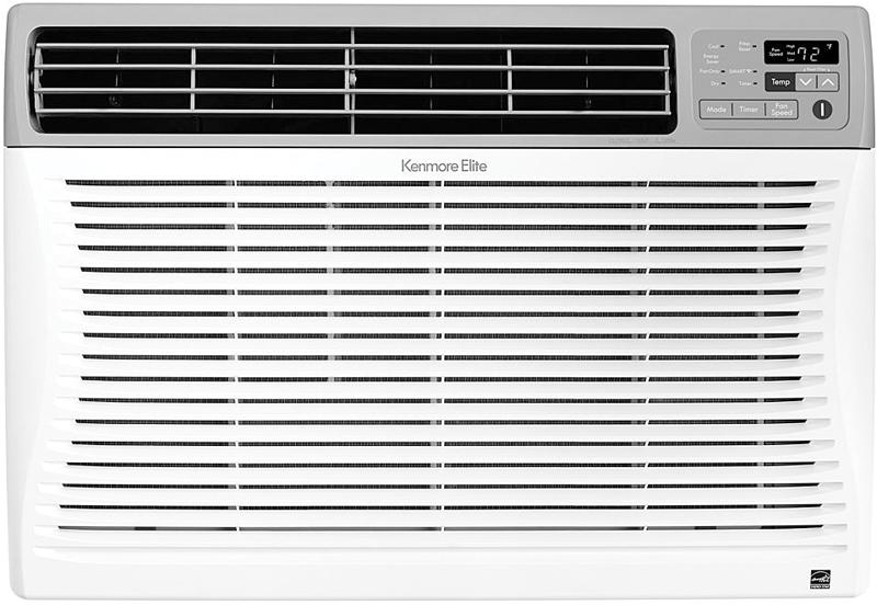Kenmore Elite 15000 BTU connected window air conditioner