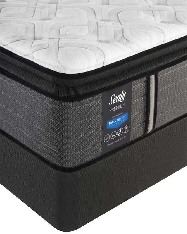 Sealy Goldrick Cushion Firm Euro Pillow Top