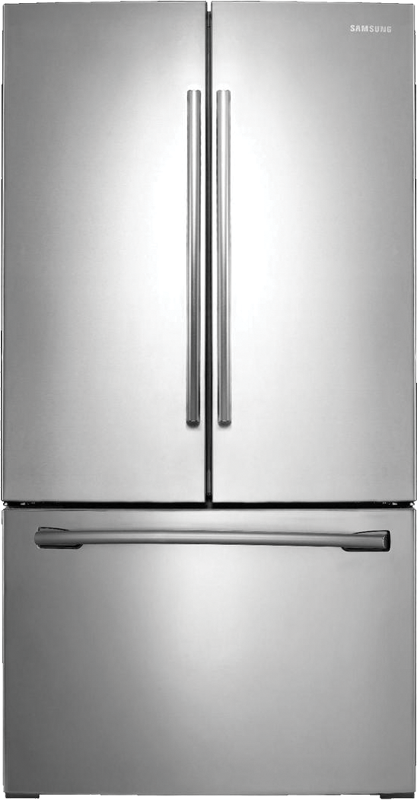 26-cu. ft. capacity with filtered ice maker and Twin Cooling Plus System