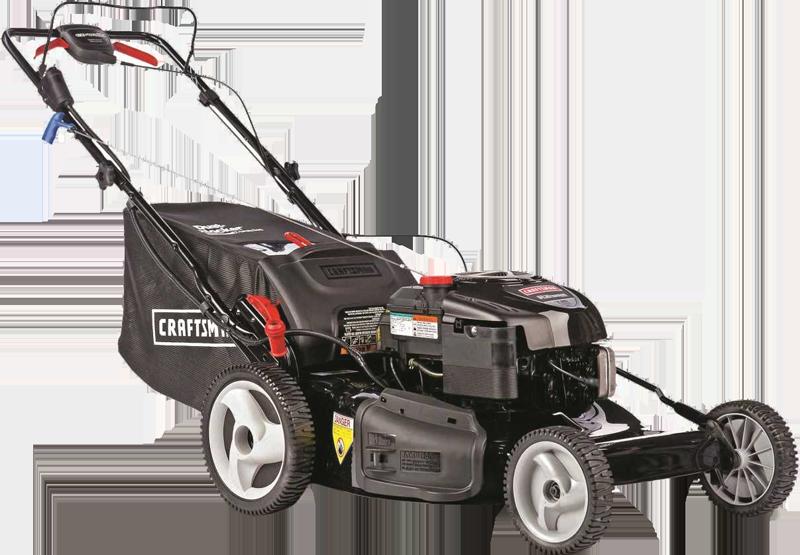 22-in. 163cc RWD mower