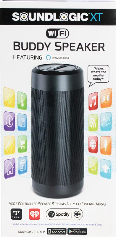 Buddy speaker with Amazon Alexa