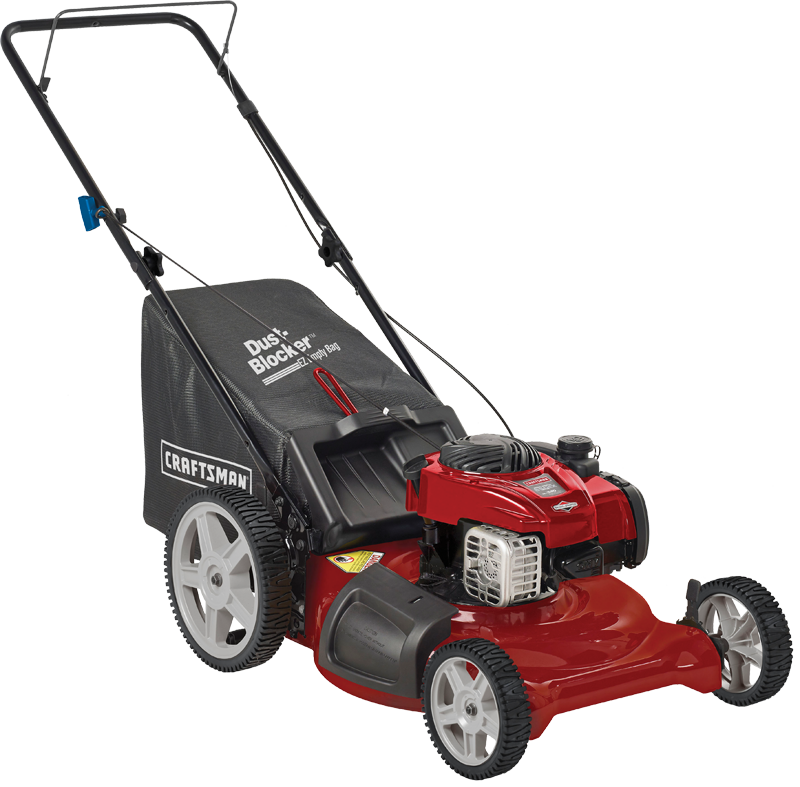 21-in. 140cc push mower (High Wheel)