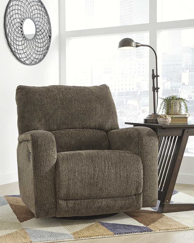 Wittich Swivel Glider Recliner
