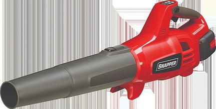 58-volt cordless handheld blower