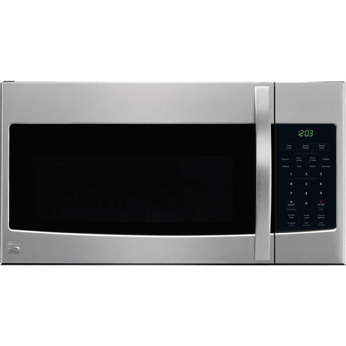 Kenmore 1.7 cu. ft. over the range microwave