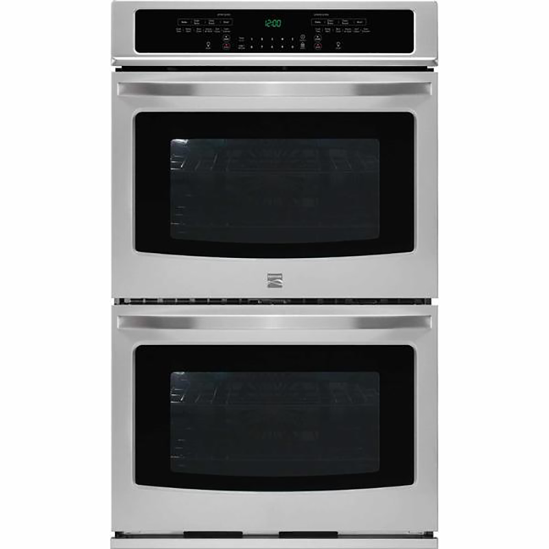 Kenmore 30-in. electric double wall oven