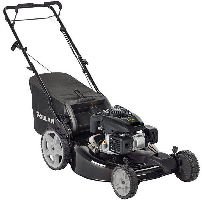 Poulan® 22-in. 22-in. 2-in-1 high wheel front wheel drive mower