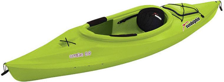 Aruba 10 ft. Kayak with Paddle