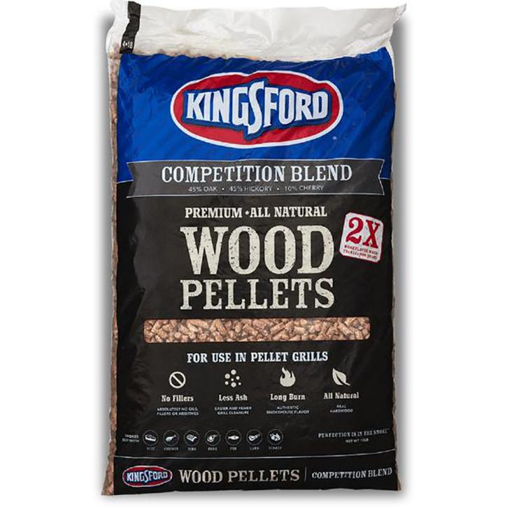 20 lb. Competition blend bagged pellets