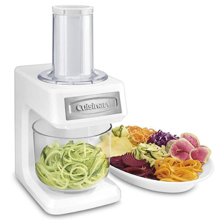 Cuisinart® PrepExpress slicer, shredder and spiralizer
