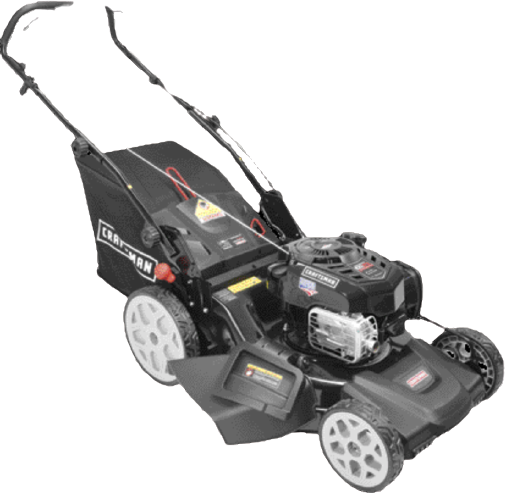 Craftsman 163 Cc Briggs & Stratton 625 EXi engine Ready Start Side discharge, mulch and bag Just Check & Add High Rear Wheels