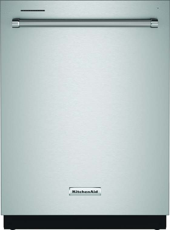 KitchenAid 24-in. built-in dishwasher with third rack, adjustable middle rack and sani-rinse option