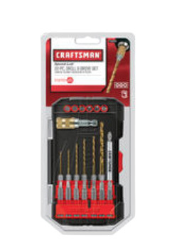 Craftsman 22-pc. drill and drive set