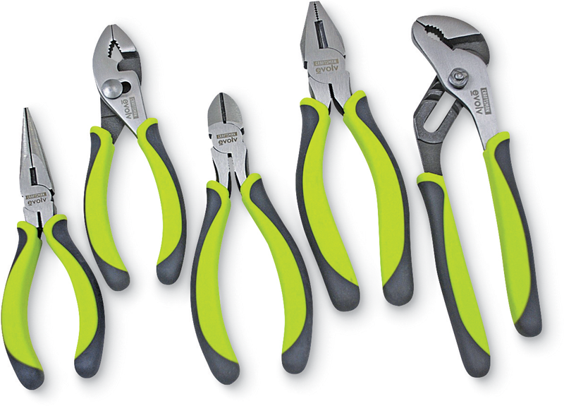 Evolv™ 5-pc. pliers set
