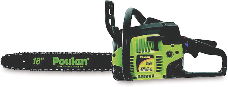 Poulan 38 Cc 16-in. gas chainsaw