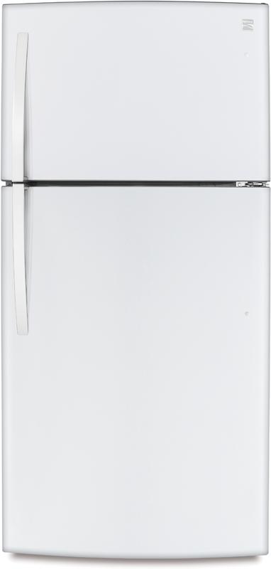 23.8-cu. ft. top freezer refrigerator