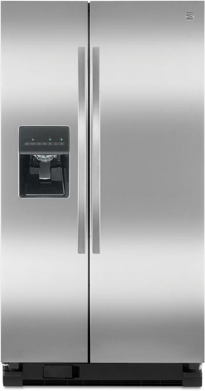 Side-by-Side Refrigerators