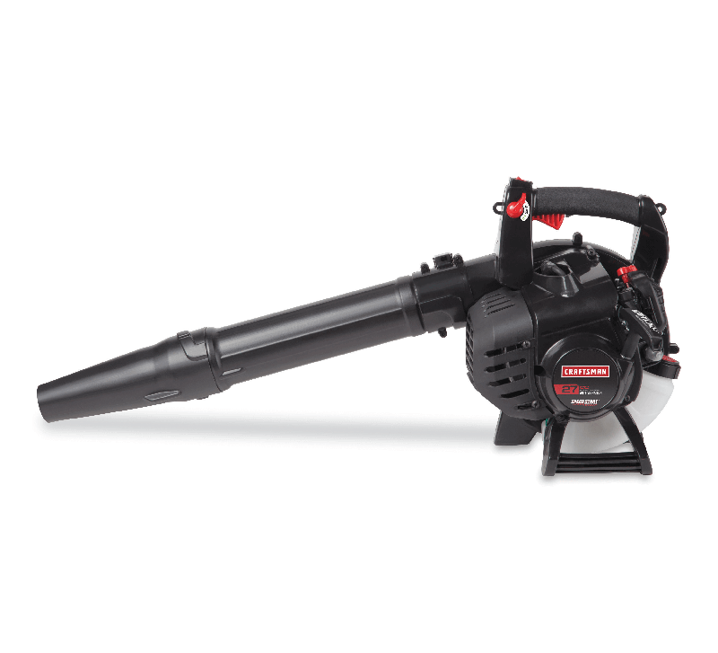 Craftsman 27 Cc 205 Mph/450 Cfm gas blower with variable speed and cruise control  vac kit included