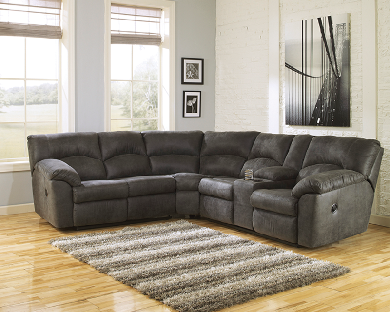 Tambo 2-pc. Reclining Sectional