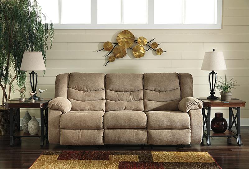 Tulan Reclining Sofa