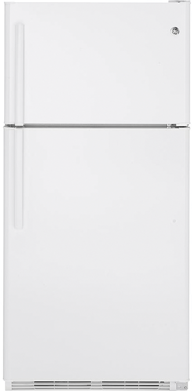 20.8 cu. ft. top freezer refrigerator