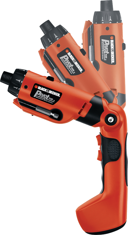6-volt high performance screwdriver