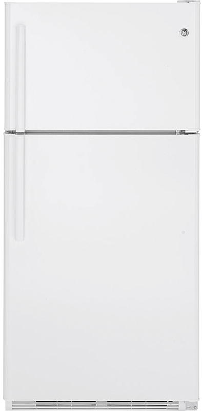 20.8-cu. ft. top freezer refrigerator