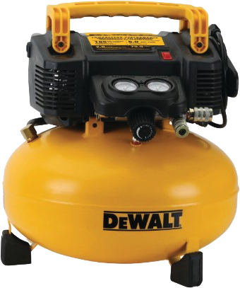 6-gal. pancake compressor - Refurbished