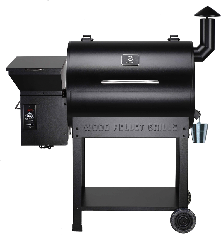 Z Grills 694 sq-in. wood pellet grill