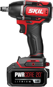 Skil 20-volt brushless impact wrench
