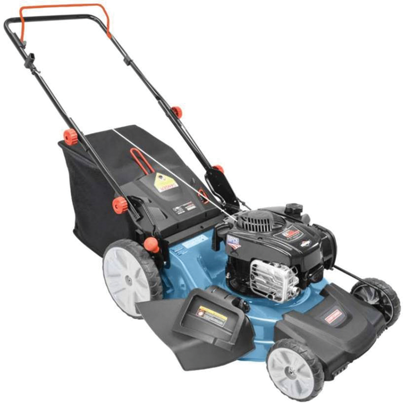 Senix 150 Cc Briggs & Stratton 625 EXi engine Ready Start Side discharge, mulch and bag High Rear Wheels